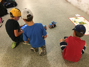 READING AND ROBOTS ROCK 2019 Camps for Youth with Learning Disabilities