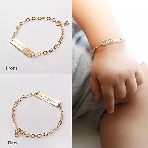 Babys First Bracelet