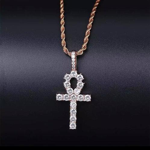 Diamond Ankh