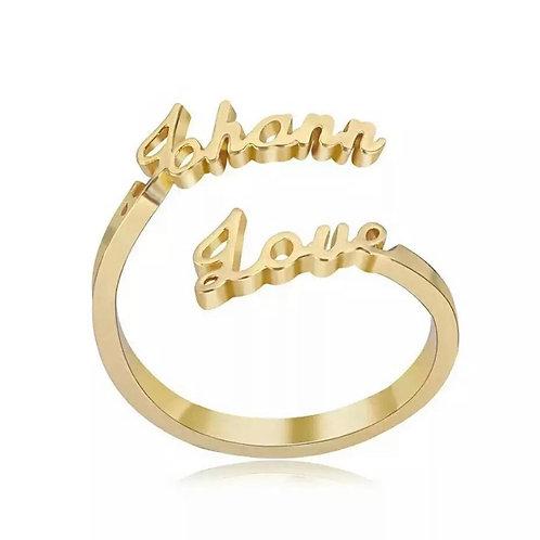 Original Custom Ring