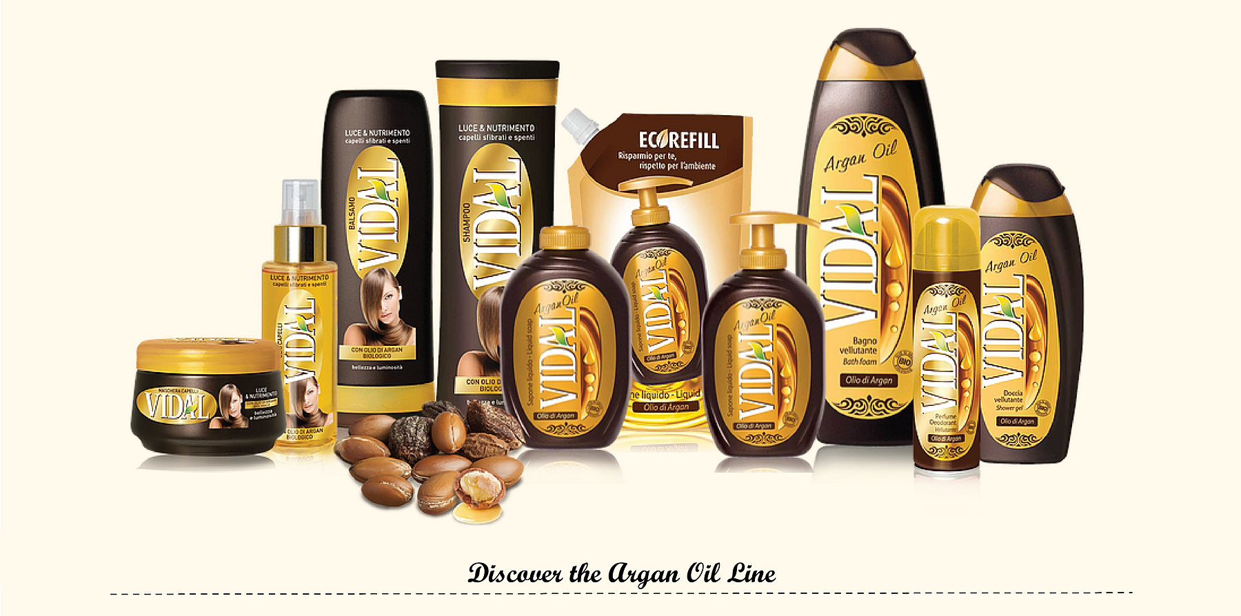 intimate hygiene line argan oil line
