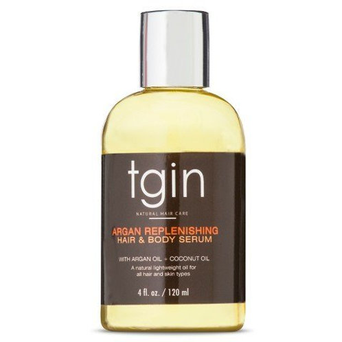 Argan Replenishing Hair & Body Serum