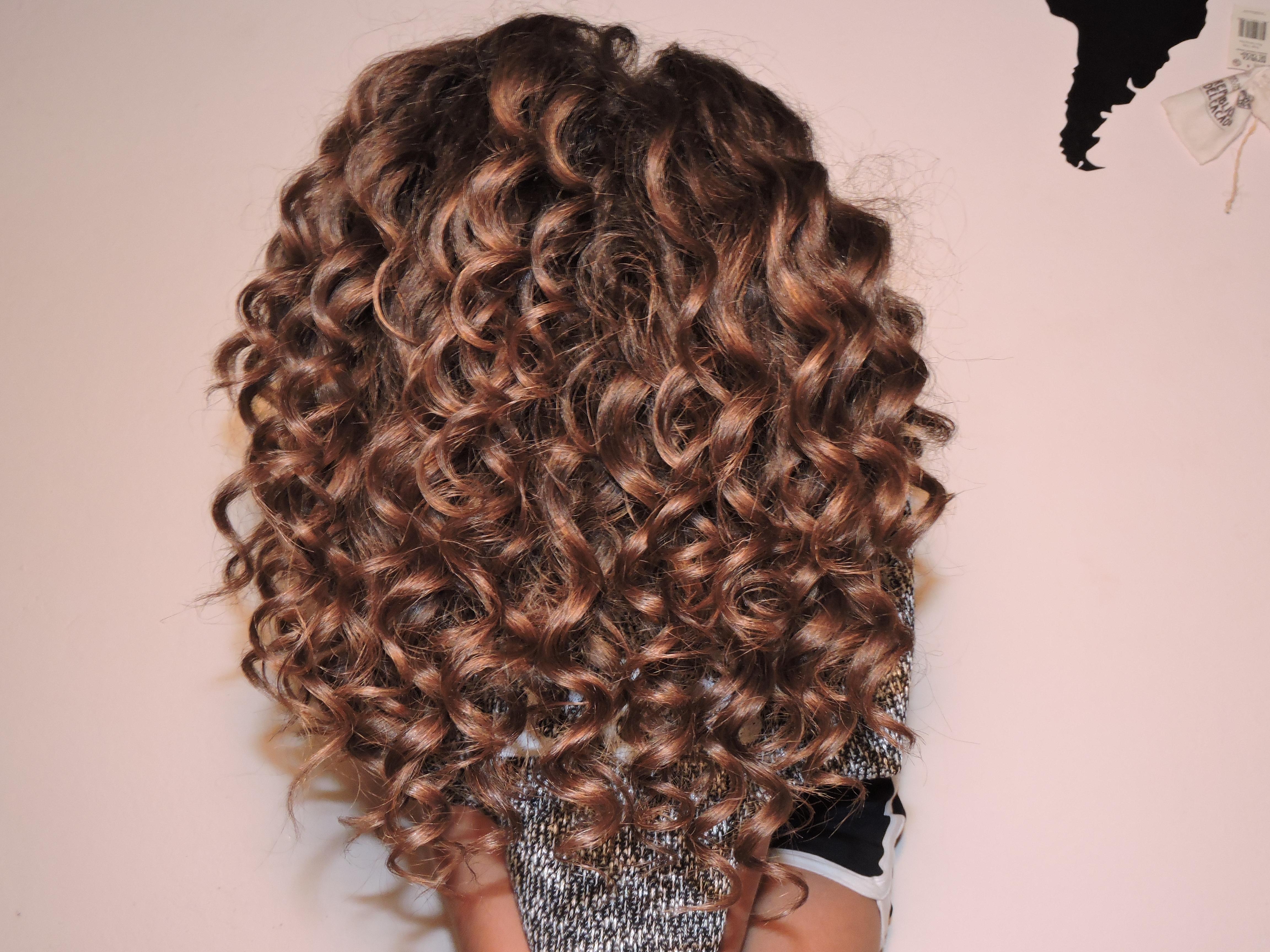 Head of Curls