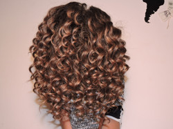 Head of Curls
