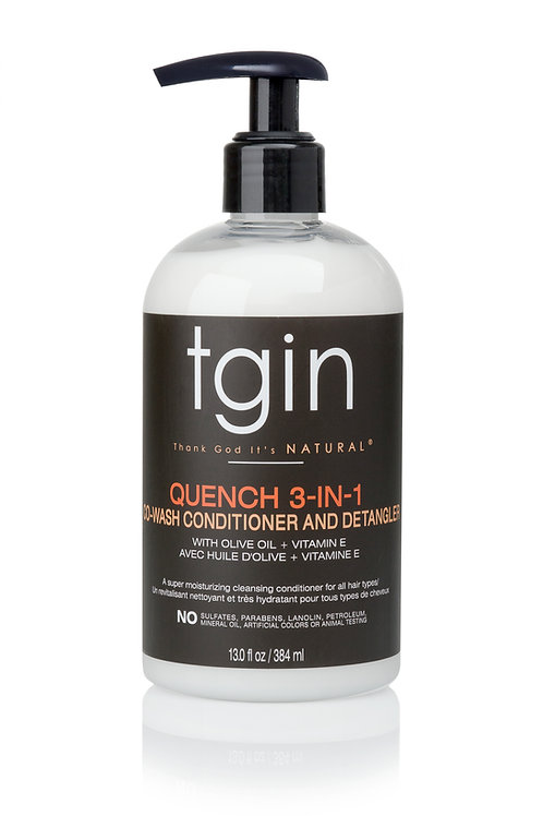 Quench 3-In-1 Co-Wash Conditioner And Detangler