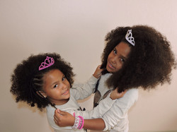 Kids and Curls