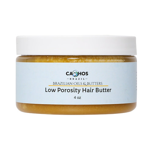 Cachos Brazil Low Porosity Hair Butter