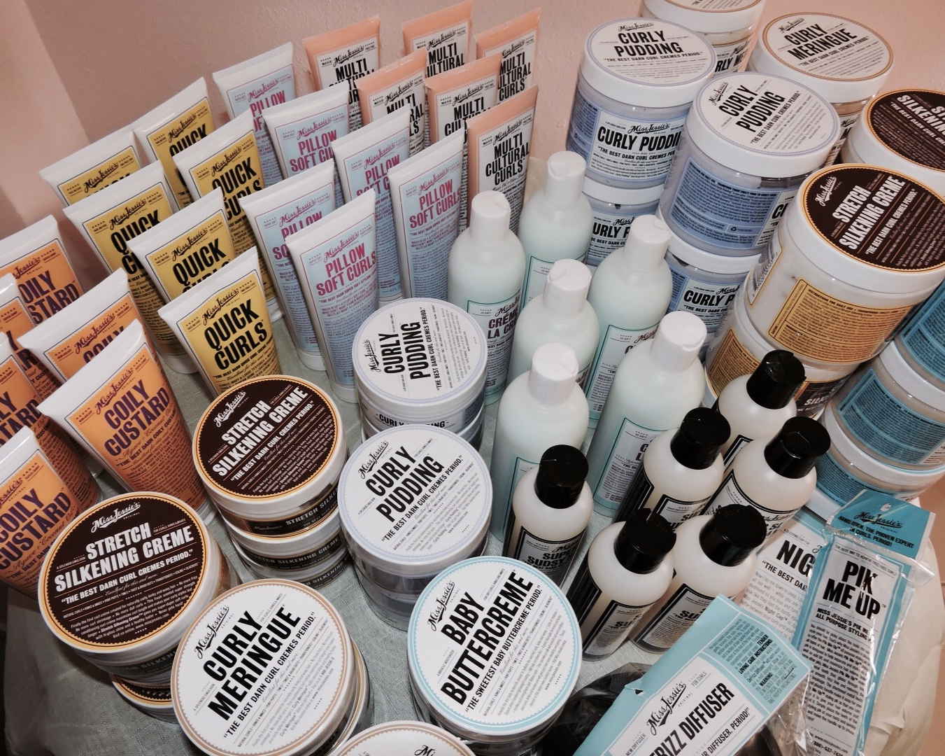 Miss Jessie's products