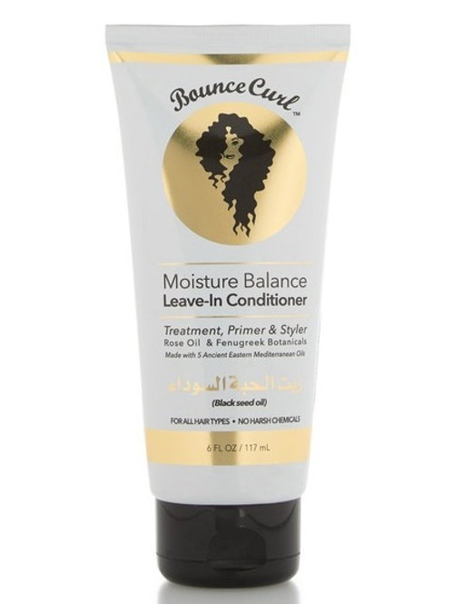 Bouncecurl Moisture Balance Leave-in Conditioner