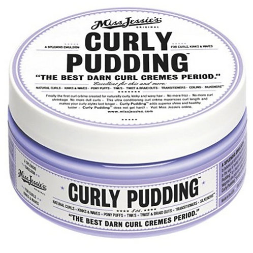 Curly Pudding 8 oz.