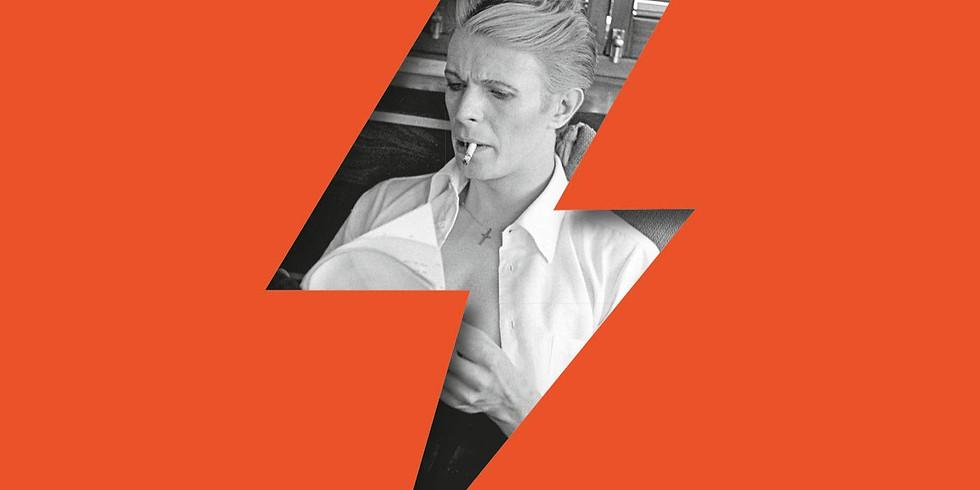 Verschoben: Bowies Bücher