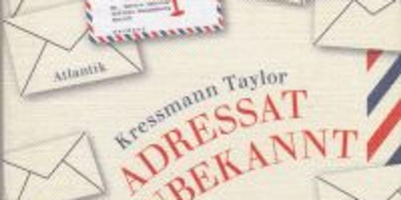 """Adressat unbekannt"""