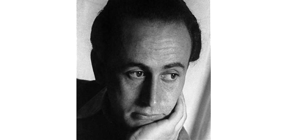 """Verschoben: """"Es ist Zeit...."""" - Gedichte von Paul Celan"""