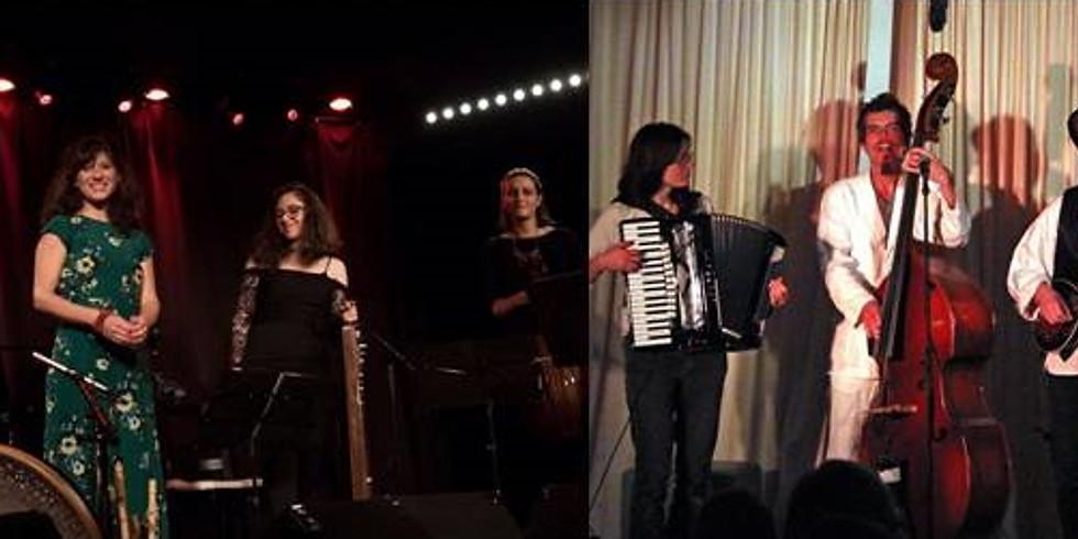 Samar Ensemble + Lamiks Tura