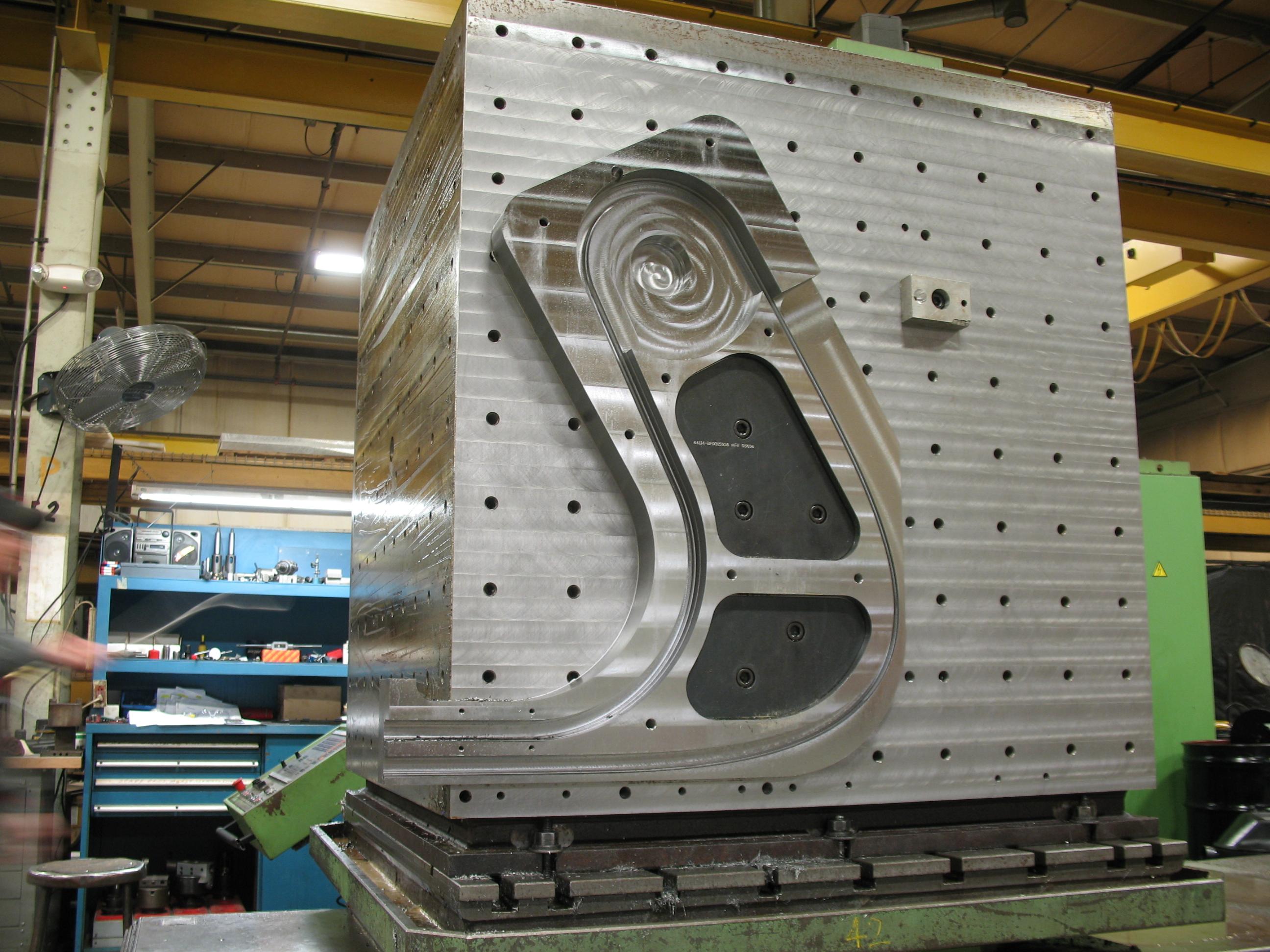 machining