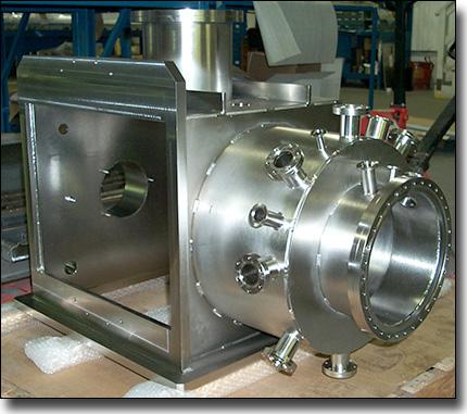 machining stainless steel