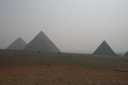 The Three Great Pyramids