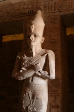 Asarian Statue