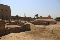 Dock at Karnak