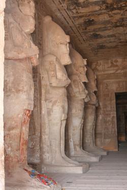 Asarian Statues