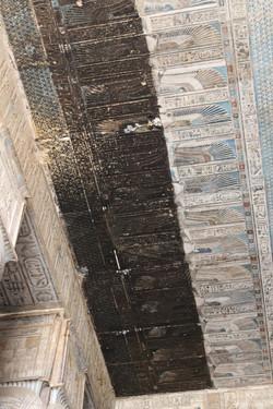 Ceiling at Denderah