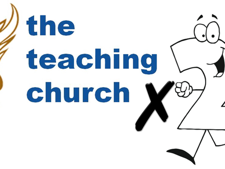 Teaching Church West : March 2020