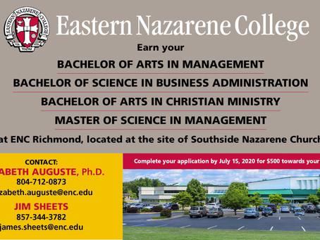 ENC Richmond Campus