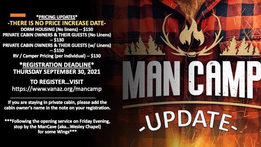 Man Camp Update