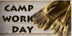 Camp Work Day :: October 4-6, 2021