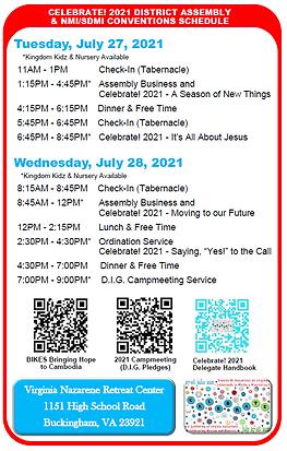 Celebrete 2021 Schedule.PNG