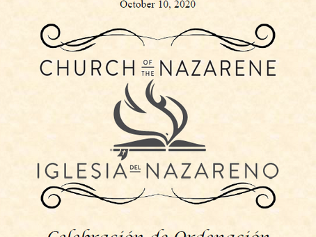 Watch the 2020 Ordination Service