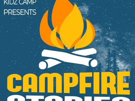 """2021 Kidz Camp """"Campfire Stories"""""""