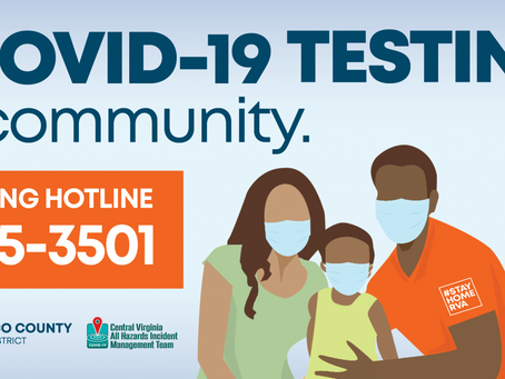 Free COVID-19 Testing in your community