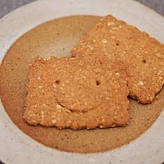 オーツ麦のスマイルサブレ
