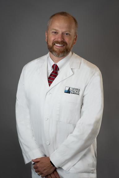 Headshot of a Sacramento doctor