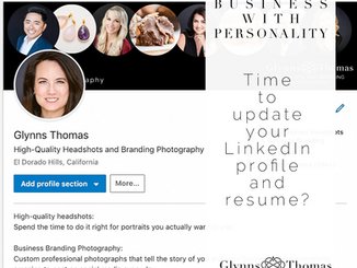 Keep Your LinkedIn Profile Up To Date