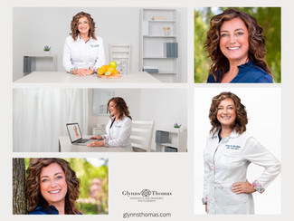 Custom Marketing Photography for a Wellness Coach