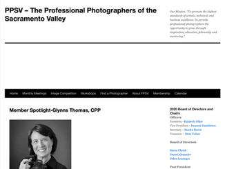 Professional Photographers Spotlight