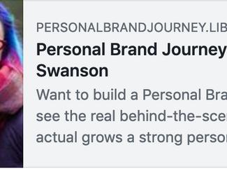 Personal Brand Journey
