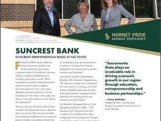 Business Portraits for Comstock's Magazine