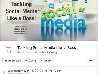 Tackling Social Media Like a Boss!