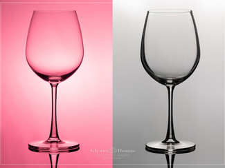 Wine Glasses | Product Photography