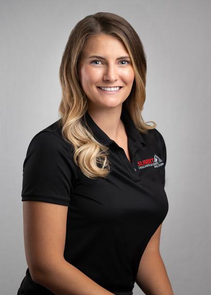 professional headshot of a female doctor in folsom, ca