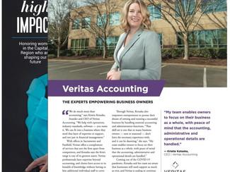 Business Headshot Portrait of a Woman Leader in Sacramento