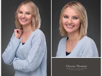 Business Portraits To Take On New Opportunities