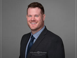 Headshot for an Insurance Manager