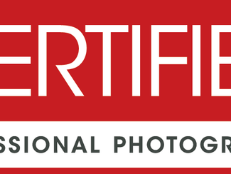 Sacramento Photographer One of Only 3% Certified in the Nation