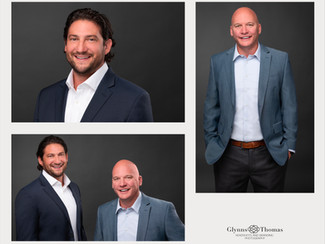 Headshots for Owners of a Risk Mitigation Insurance Company in Folsom, CA