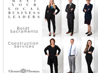 Business Portraits for Construction Firms Near South Natomas Sacramento