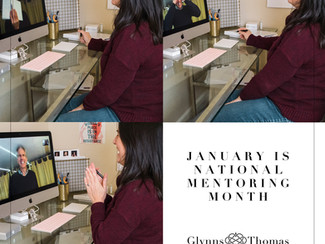 It's National Mentoring Month!